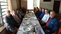 Vereadores participam da reunião da Associação de Vereadores da Região dos Campos de Cima da Serra